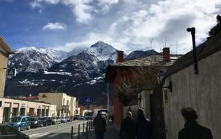 Aosta, Italie